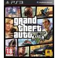 Grand Theft Auto V - GTA V (PS3)