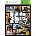 Grand Theft Auto V - GTA V (XBOX 360)