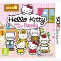 3DS Hello Kitty Happy Happy Family  (Nintendo 3DS)