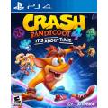 Crash Bandicoot 4: It's About Time - D1 Edition (PS4)