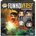 Funko Pop! Funkoverse: Harry Potter - Base set (Επιτραπέζιο Παιχνίδι στα Αγγλικά με 4 Φιγούρες)