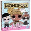Hasbro Monopoly L.O.L. Surprise Επιτραπέζιο (E7572)