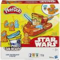 HASBRO PLAY-DOH STAR WARS CAN-HEADS - LUKE SKYWALKER & SNOWTROOPER (B2918)