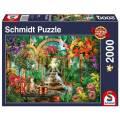 Schmidt 58962 Παζλ 2000St - Atrium
