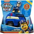 Spin Master Paw Patrol - Chase Patrol Cruiser Vehicle with Pup (20114321)