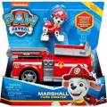 Spin Master Paw Patrol - Marshall Fire Engine Vehicle with Pup (20114322)