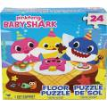 Spin Master: Pinkfong Baby Shark - Floor Puzzle 24 pcs (6054915)